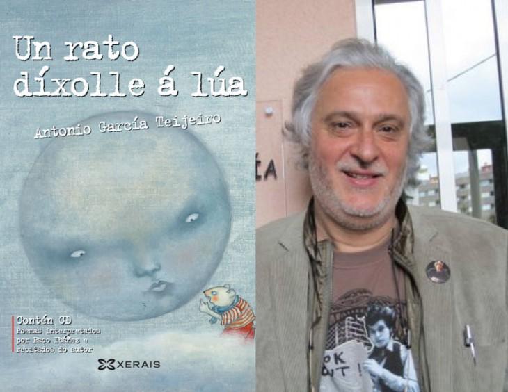 O Lendo Contigo recibe a Antonio García Teijeiro para gozar da poesía