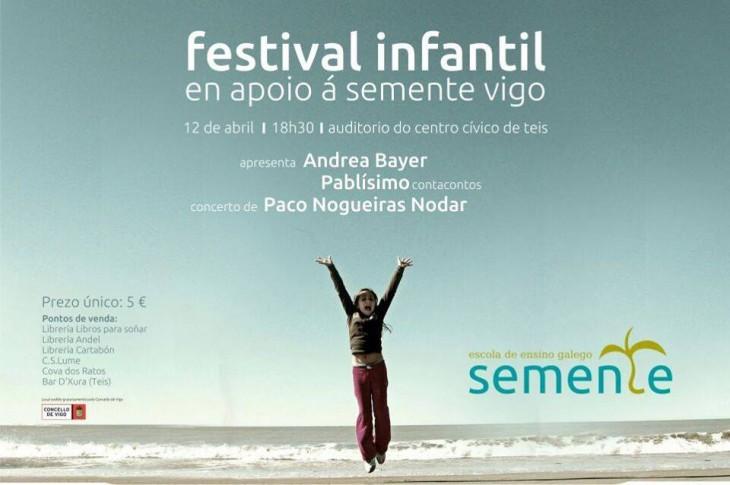 I Festival Infantil en apoio a Semente Vigo