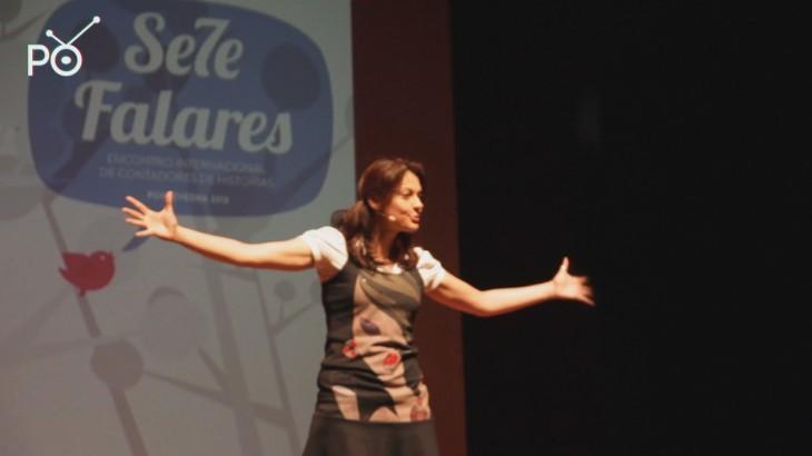 Sete Falares, encontro internacional de contadores de historias