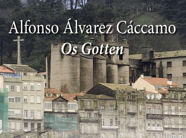 """Os Gotten"" de Alfonso Álvarez Cáccamo no Sete Vidas de maio"
