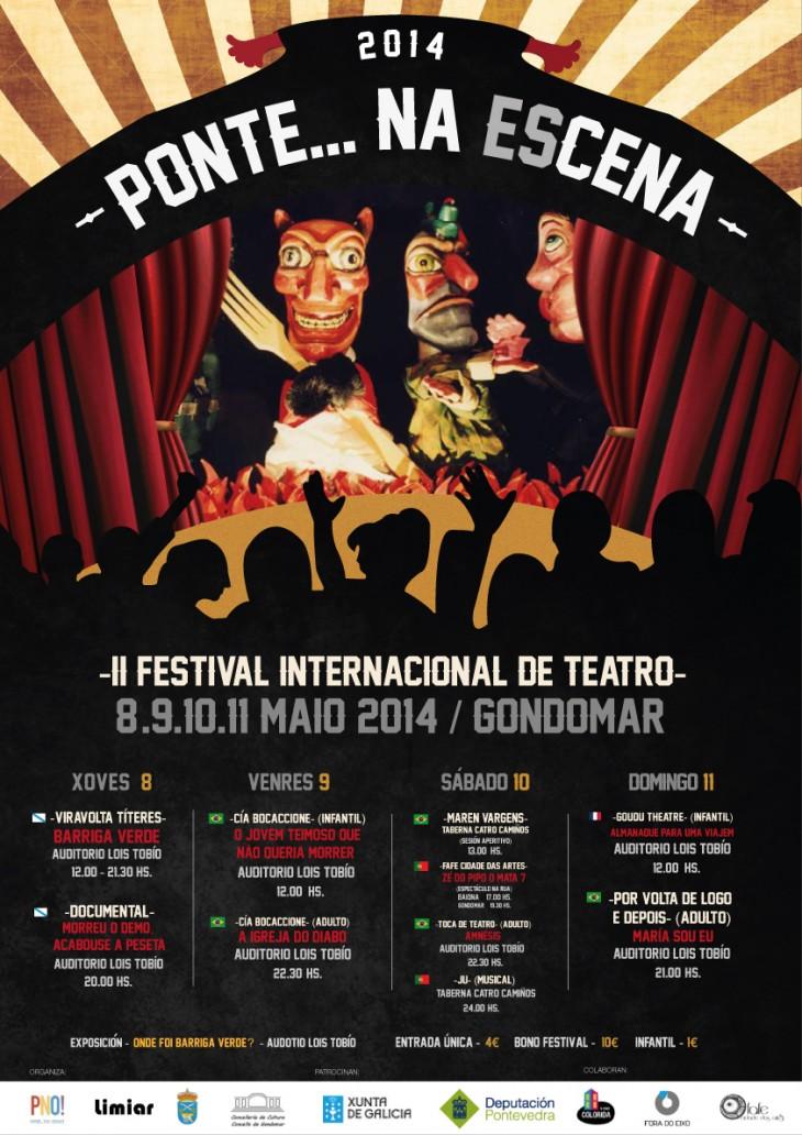 PONTE… NA ESCENA – Festival Internacional de Teatro