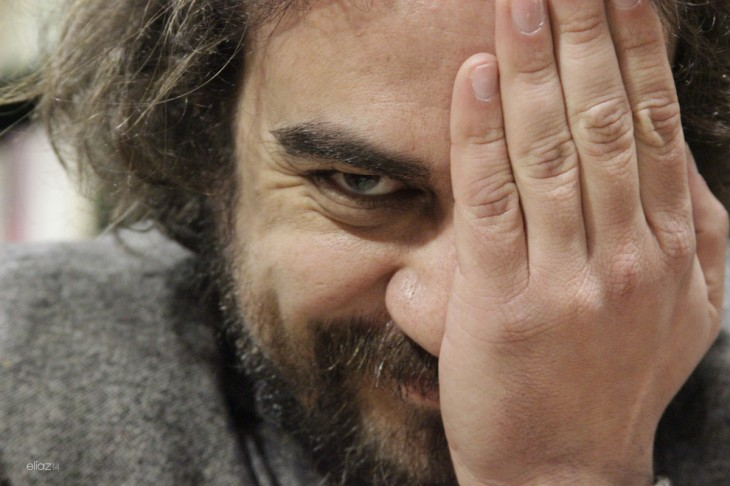 O escritor Pedro Feijoo abre a nova tempada do Sete Vidas coa súa novela «A memoria da choiva»