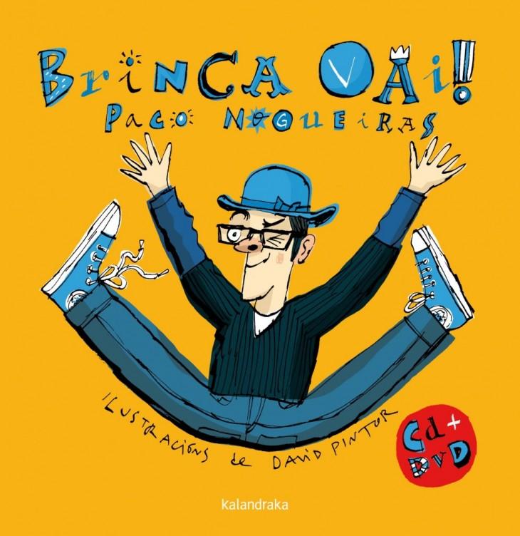 """A Casa da Lectura inaugura a nova tempada de actividades co espectáculo musical """"Brinca vai!"""""""