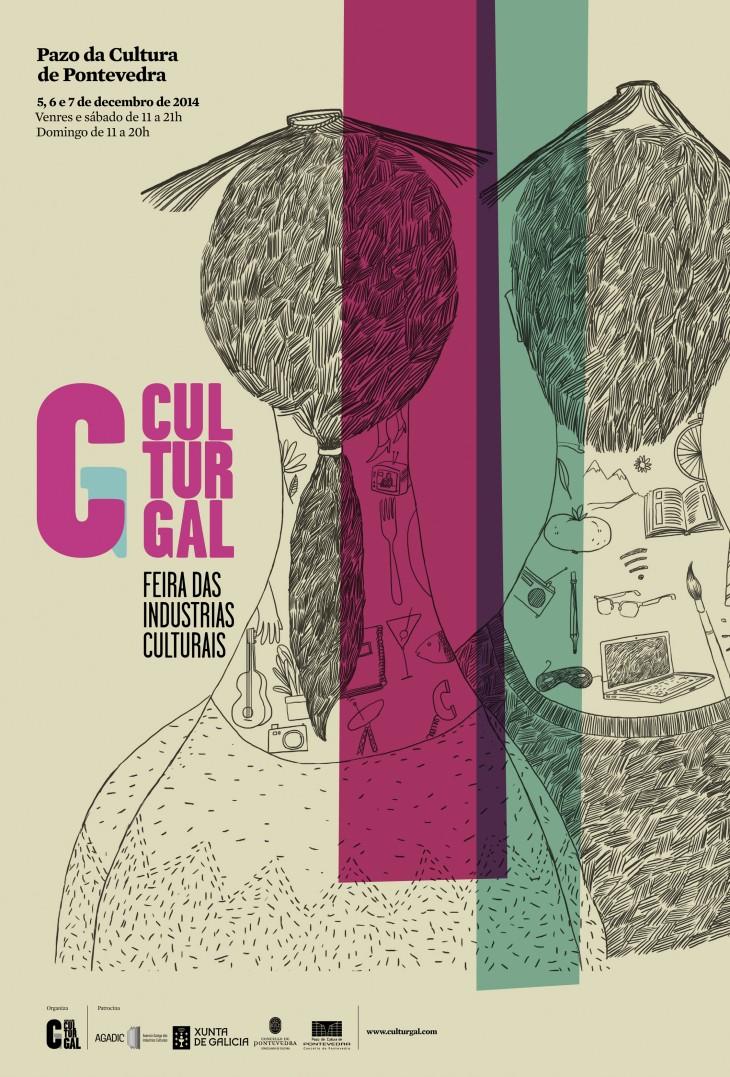 Culturgal 2014, do 5 ao 7 de decembro