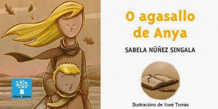 """O Lendo Contigo viaxará a miles de quilómetros de distancia con Sabela Nuñez Singala e """"O agasallo de Anya"""""""