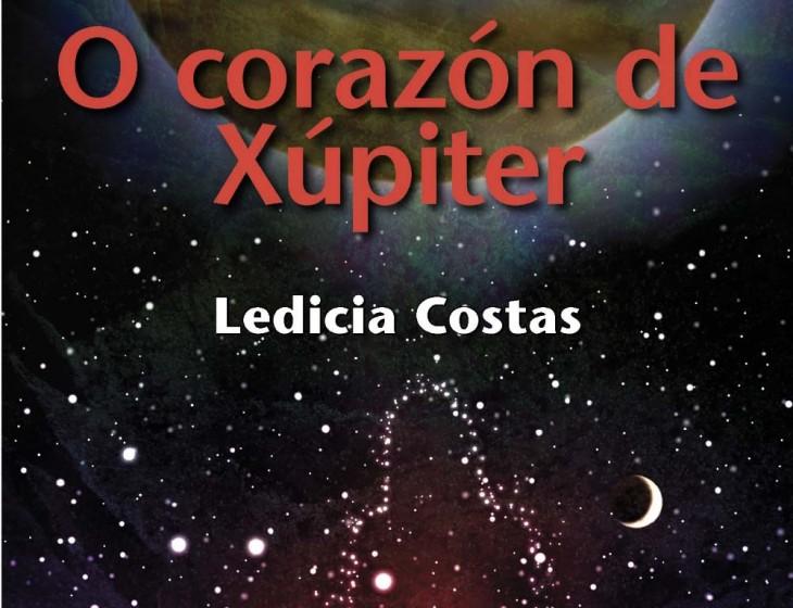 Ledicia Costas falará de «O corazón de Xúpiter» co Comando Le