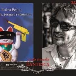 O escritor Pedro Feijoo presenta a súa última novela en Gondomar
