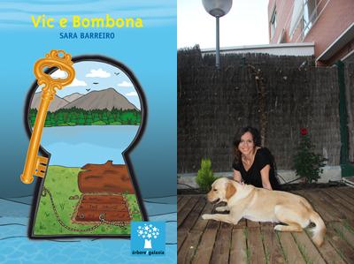 A escritora Sara Barreiro visita o Lendo Contigo deste mes