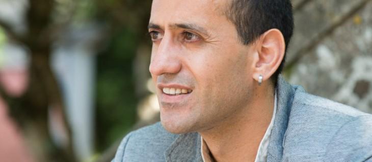 Héctor Cajaraville, Premio Xerais de Novela 2015, estará este martes no club Sete Vidas