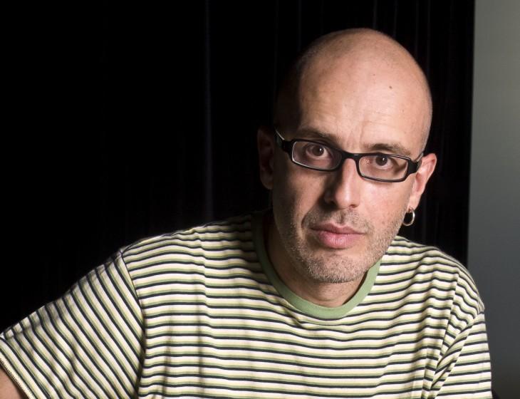 O escritor Marcos Calveiro participa no Sete Vidas deste mes con «Fontán», a súa última novela