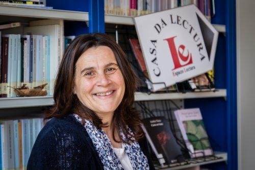 Entrevista a Beatriz Núñez, presidenta de Espazo Lectura: «O reto é atopar ese libro que converte a cada persoa nun lector»