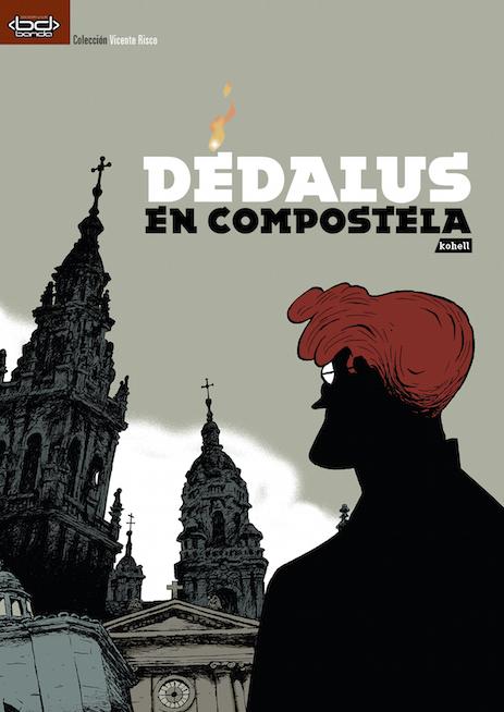 """O debuxante Fernando Iglesias falará da súa adaptación ao cómic da obra """"Dédalus en Compostela"""", na sesión do club Lecturas Debuxadas"""