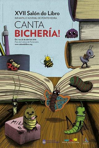Comeza a 17ª edición do Salón do Libro en Pontevedra