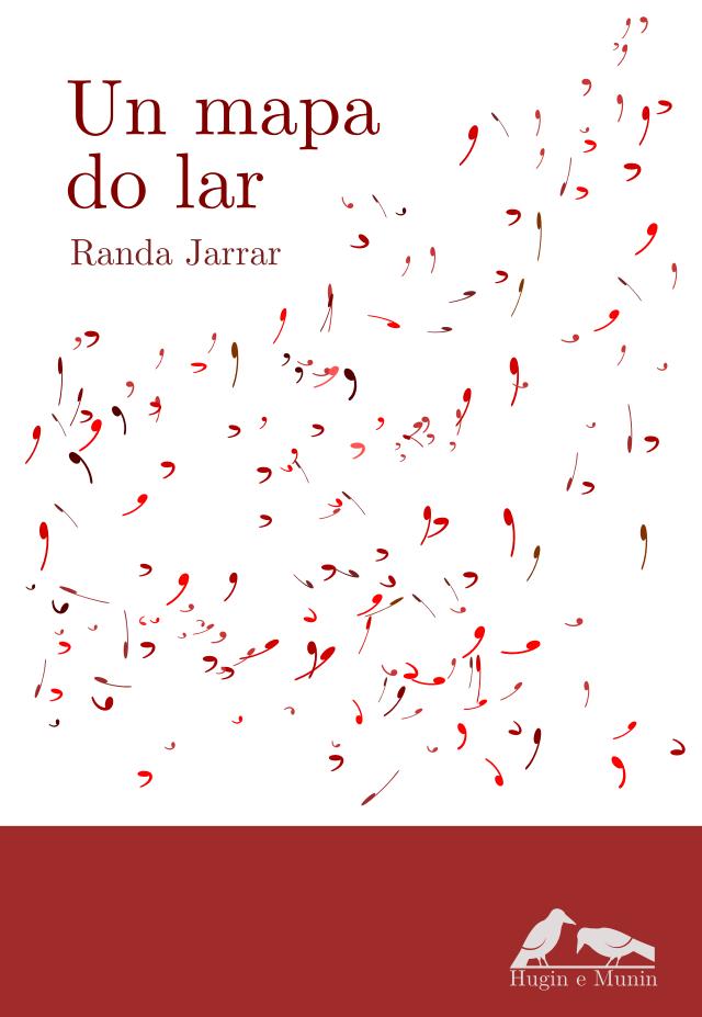 «Un mapa do lar», da escritora norteamericana Randa Jarrar, no Sete Vidas de abril