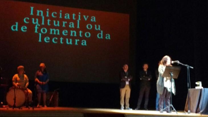 Espazo Lectura, recoñecida como mellor iniciativa cultural ou de fomento da lectura na Iª Gala do Libro Galego