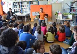 As sesións de dinamización lectora da Casa da Lectura comezan o mércores 19 de outubro