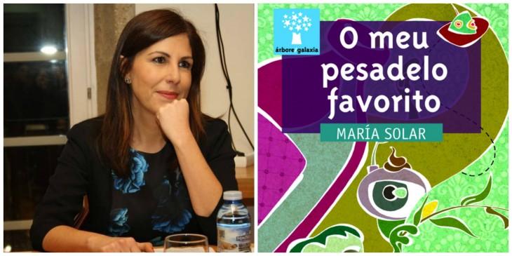 A escritora María Solar pon o peche á tempada do Lendo Contigo