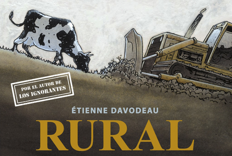 O club Lecturas Debuxadas inicia tempada cunha novela gráfica de Étienne Davodeau