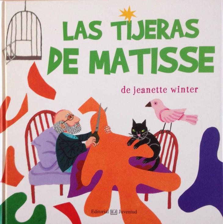 Achegámonos á pintura de Matisse, na Casa da Lectura