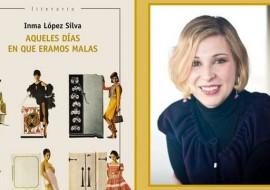 Inma López Silva, autora convidada no club de lectura Sete Vidas