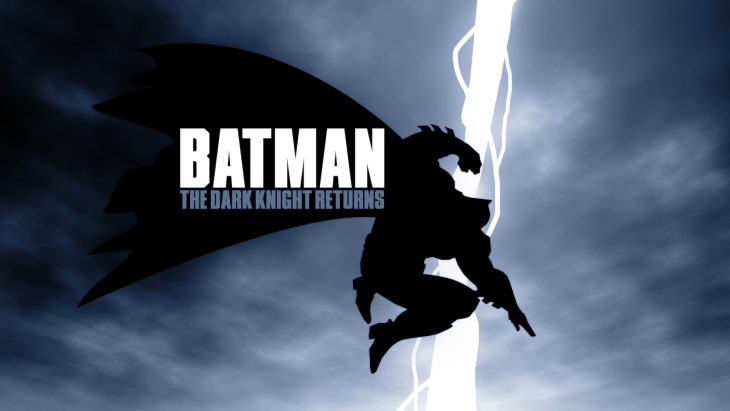 «Batman, el regreso del caballero oscuro», no Lecturas Debuxadas de decembro