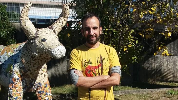 «Nordeste», de Daniel Asorey, no club Sete Vidas de febreiro