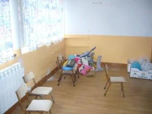 Edificio da actual Casa da Lectura remodelado por nós.