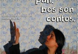 «A falta de pan, bos son contos», espectáculo a cargo da contadora Atenea García, este luns na Casa da Lectura