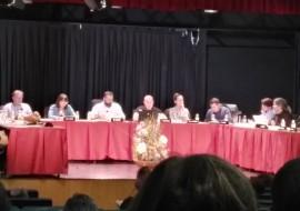 O Pleno de Gondomar aproba, coa abstención do alcalde e o seu grupo, recuperar o diálogo con Espazo Lectura
