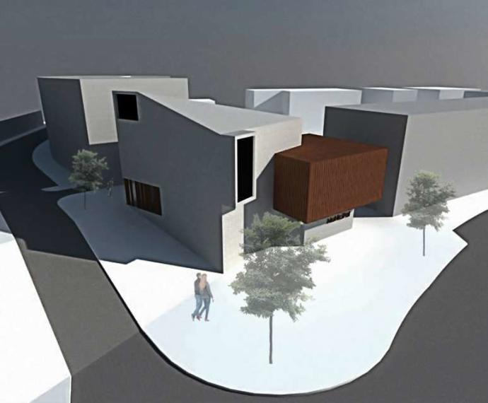 Espazo Lectura celebra o proxecto de construción dunha nova biblioteca en Nigrán