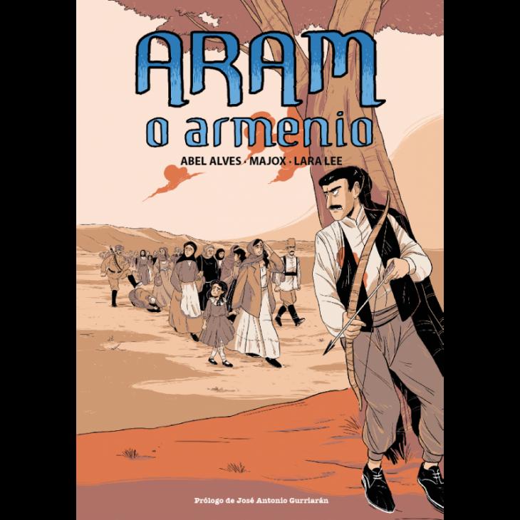 O martes 20 de xuño, o Lecturas Debuxadas celebra a súa última sesión da tempada coa obra «Aram o armenio»