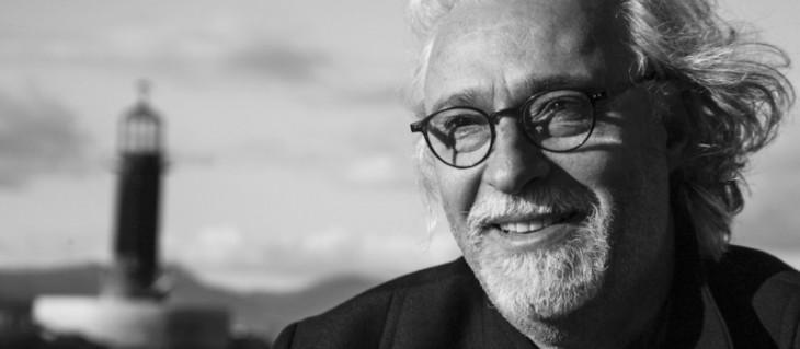 O escritor Antonio García Teijeiro, Premio Nacional de Literatura Infantil e Xunevil