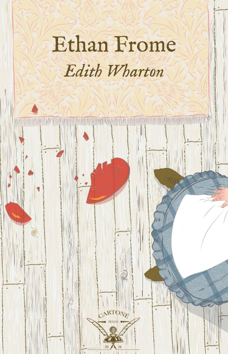 «Etham Frome», da norteamericana Edith Wharton, novela na que se vai centrar o Sete Vidas de novembro, coa presenza da tradutora da obra