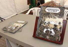 O debuxante Fernando Iglesias estará no Lecturas Debuxadas de febreiro para falar de «Impresiones de la isla»