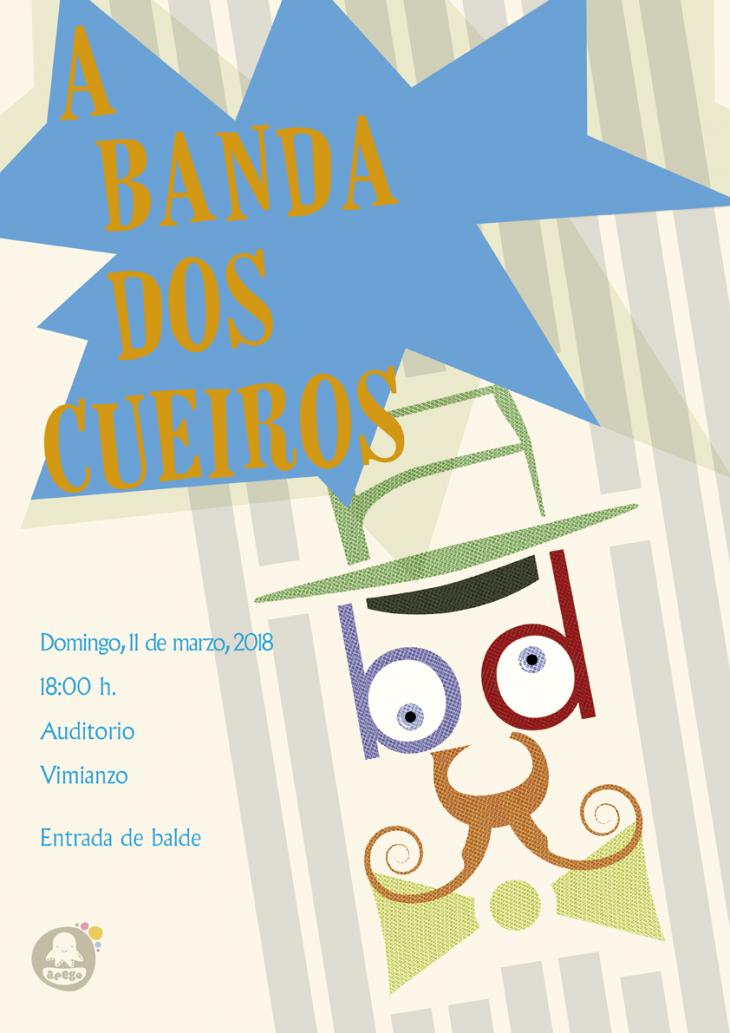 Concerto da Banda dos Cueiros, este domingo en Vimianzo