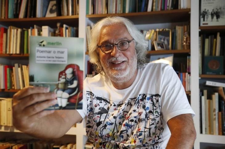 Este mes, o Lendo Contigo desprázase ao Museo do Mar de Galicia da man de Antonio García Teijeiro