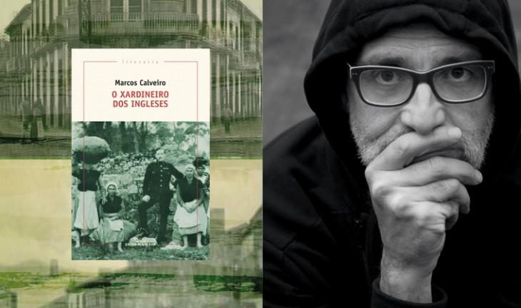 O escritor Marcos Calveiro visitará o club de lectura Sete Vidas de abril