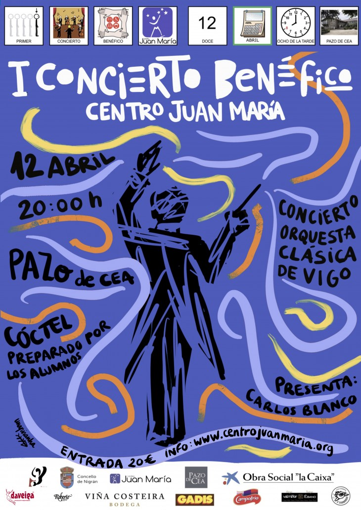 I Concerto Benéfico Juan María