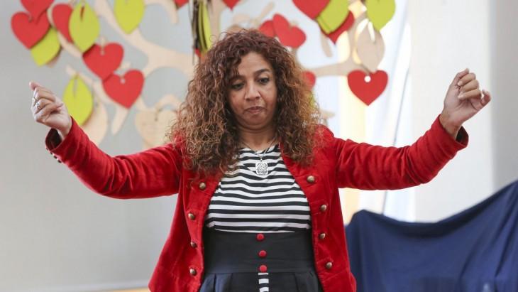 """""""Bailando as nubes"""": sesión especial na Casa da Lectura a cargo de Soledad Felloza"""