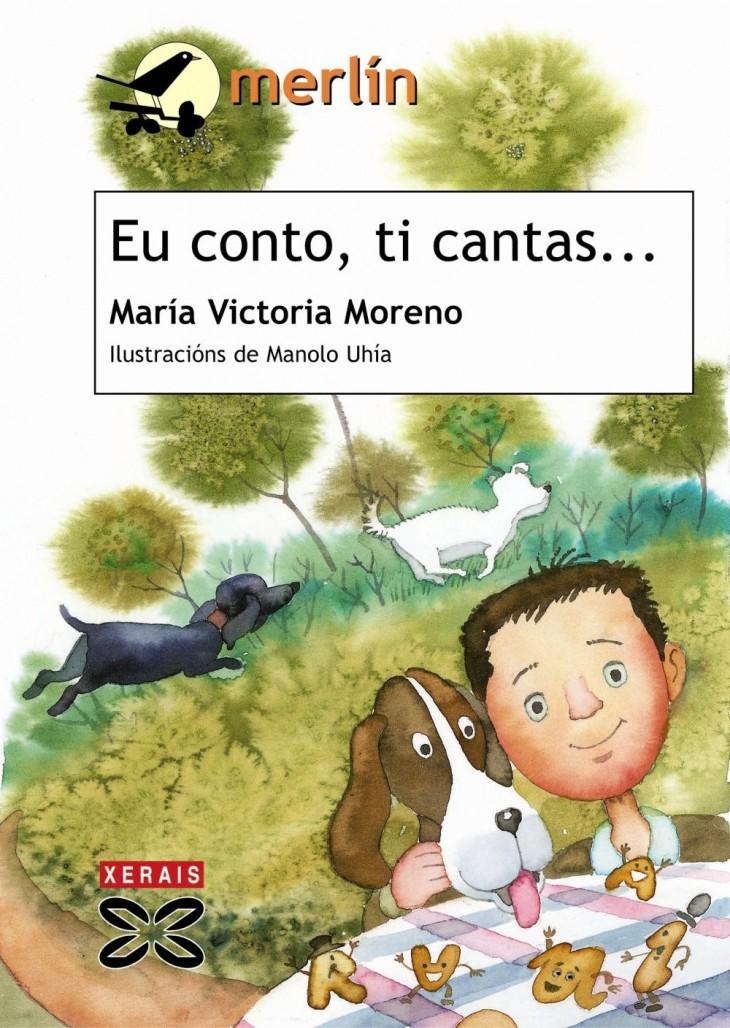 Contamos e cantamos con María Victoria Moreno, na Casa da Lectura