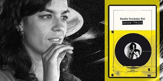 A escritora Rosalía Fernández Rial para pechar a tempada do Sete Vidas