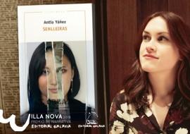O club de lectura Sete Vidas regresa en outubro coa lectura de «Senlleiras», de Antía Yáñez