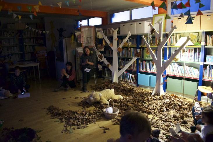 «Cooperacontos», contos cooperativos para o último Contos en Cueiros do ano
