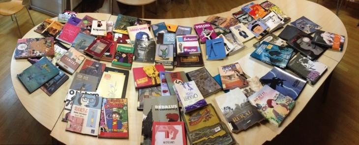 «Infortunios cotidianos», de Coral, para celebrar o 10º aniversario do Club Lecturas Debuxadas