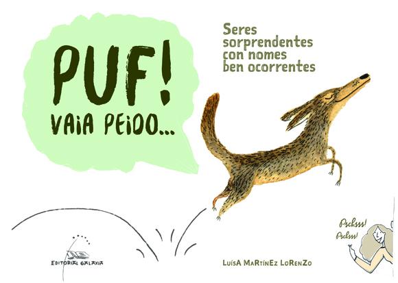 Luisa Martínez Lorenzo tráenos seres sorprendentes á Casa da Lectura