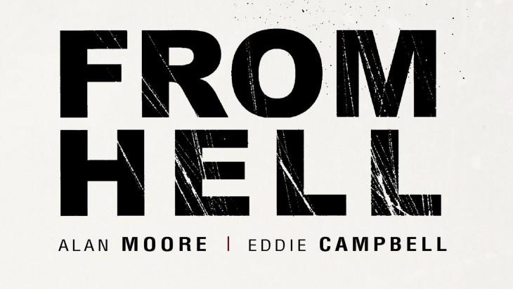 «From Hell», de Alan Moore e Eddie Campbell, no Lecturas Debuxadas de maio