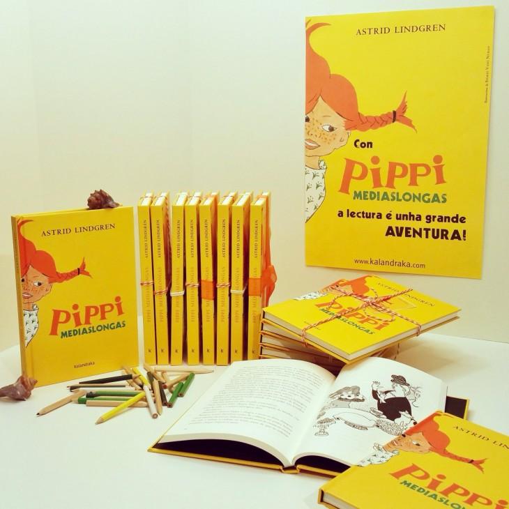 O Lendo Contigo pecha a tempada con Pippi Mediaslongas