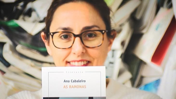 O Sete Vidas pecha tempada coa lectura de «As Ramonas», de Ana Cabaleiro