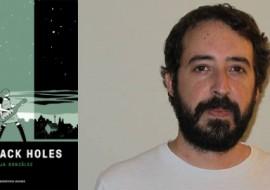Falamos de «The black holes», de Borja González, na última xuntanza da tempada do Lecturas Debuxadas