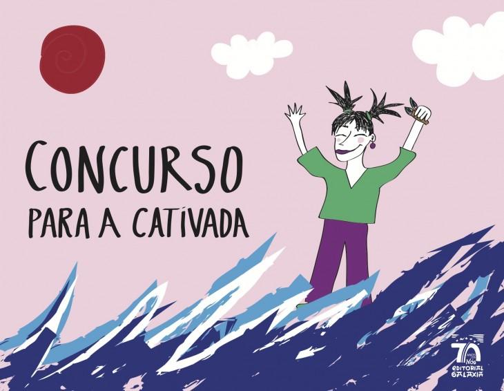 #euquedonacasa co… concurso de Galaxia!